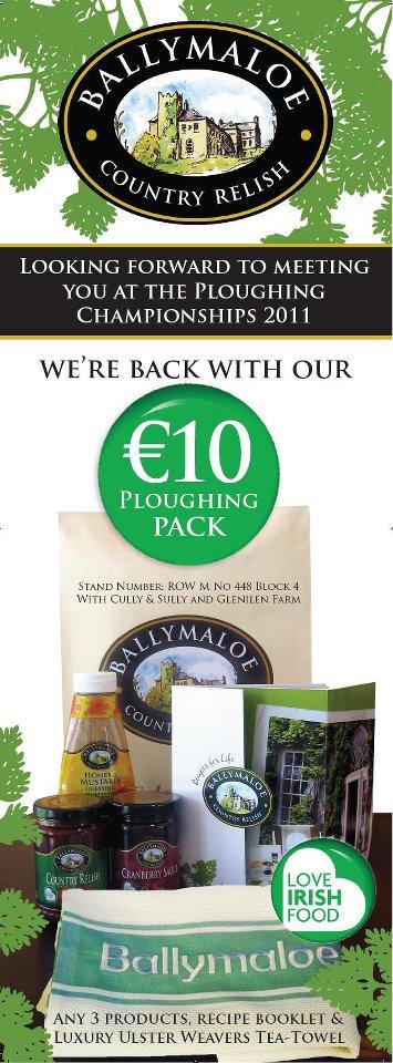 Ballymaloe Relish Ploughing Pack