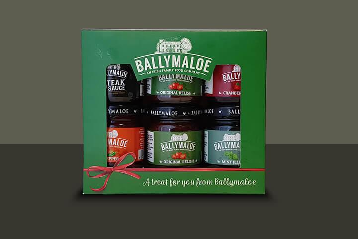 Ballymaloe Mini Jar Gift Box