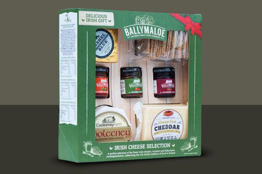 Ballymaloe Cheese Selection Box