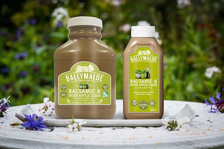 Ballymaloe Balsamic & Irish Apple Cider Vinegar Dressing Foodservice