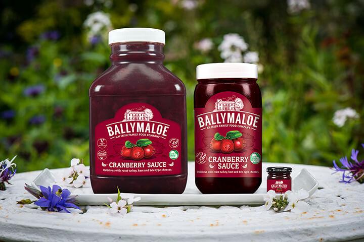 Ballymaloe Cranberry Sauce Foodservice