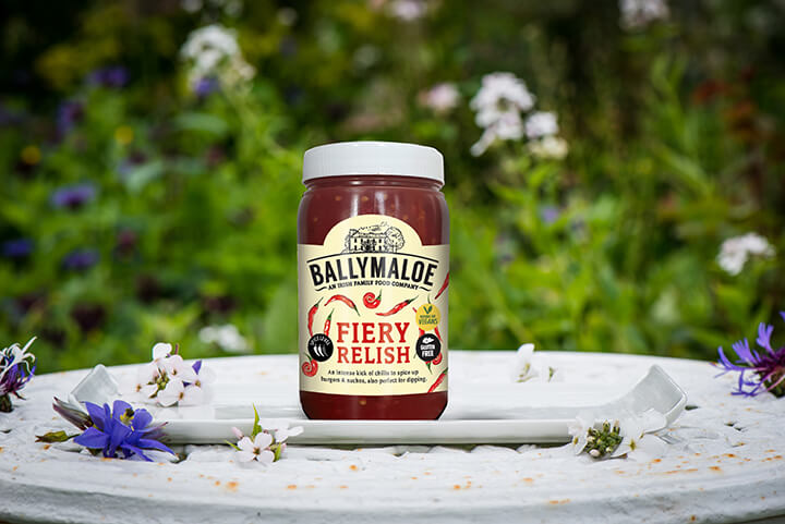 Ballymaloe Fiery Relish Foodservice