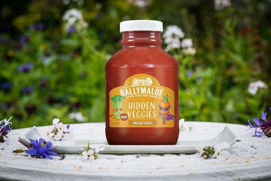 Ballymaloe Hidden Veggies Pasta Sauce Foodservice