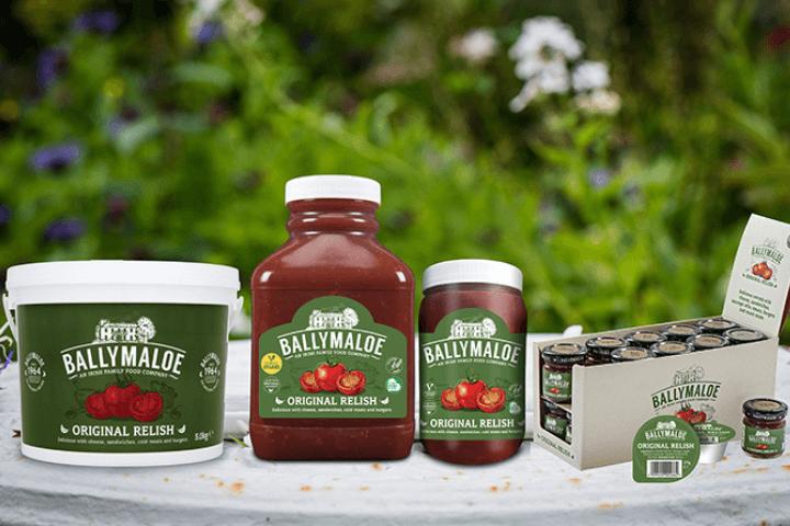 Ballymaloe Original Relish Foodservice