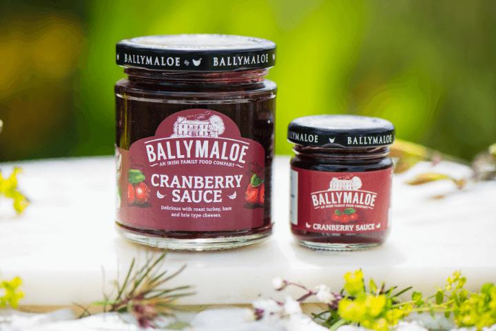 Ballymaloe Cranberry Sauce