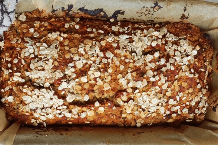 Fiery Oat Bread