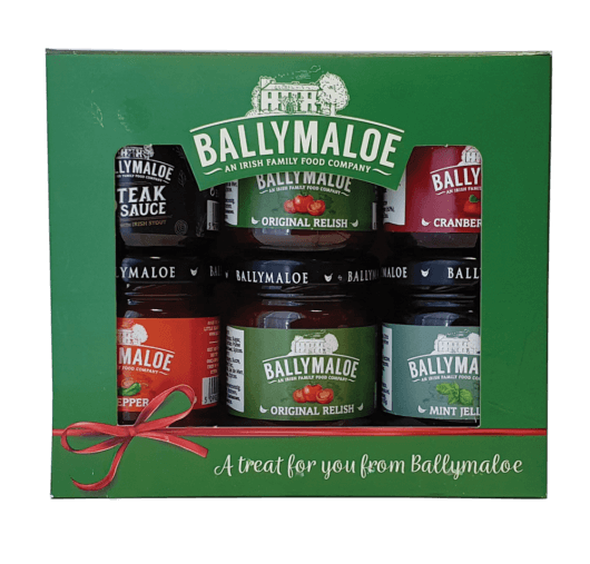 Ballymaloe Foods Mini Jar Gift Box