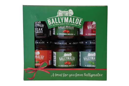 Ballymaloe Mini Jar Gift Box