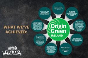 Origin Green Sustainability - Gold Member